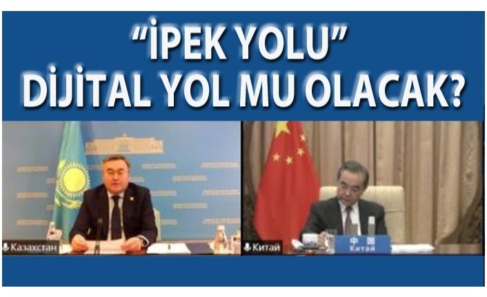 """""""BİR KUŞAK BİR YOL"""""""