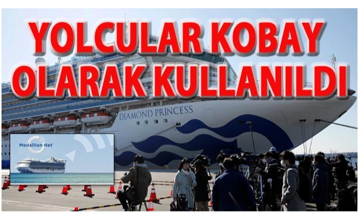 GEMİDE VİRÜS TATBİKATI!!!