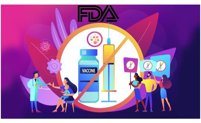 FDA AŞIYA ONAY VERMEDİ!