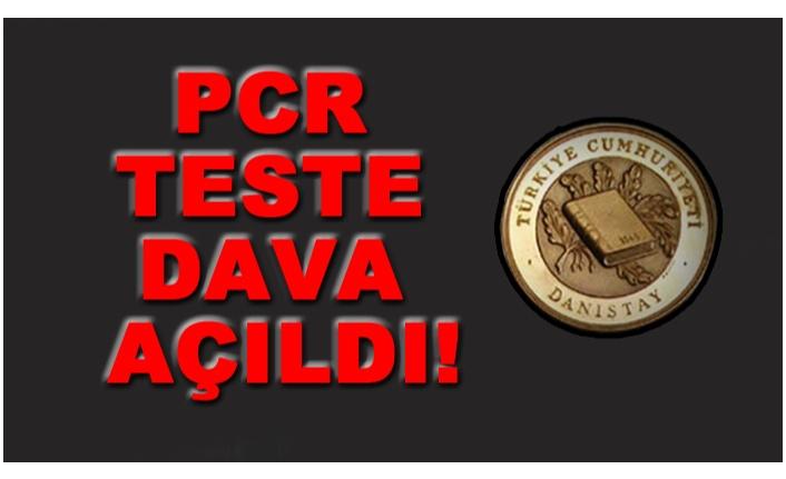 T.C. DEVLETİ PCR TESTİ İLE TESLİM ALINDI!