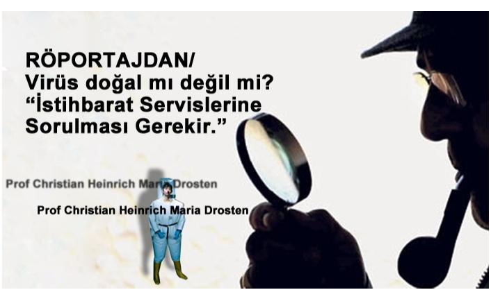 DROSTEN'İN KUTSAL METNİ