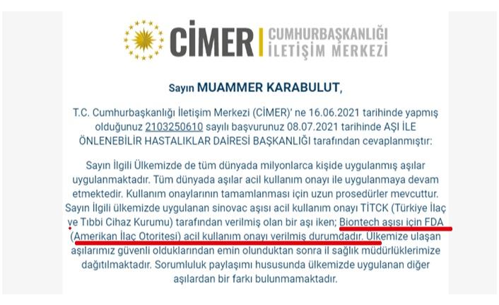"""""""AŞI İLE ZEHİRLİYORLAR"""" DEDİ!.."""