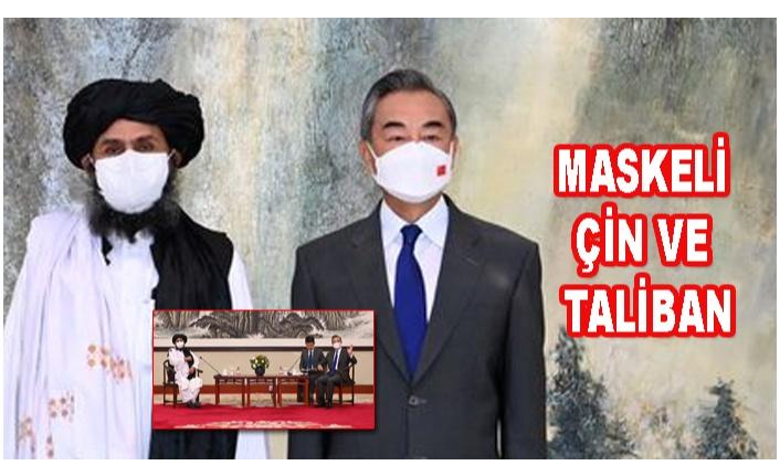 "TALİBAN'I İLK ÖNCE ""KOVİD-19"" YAPTILAR"