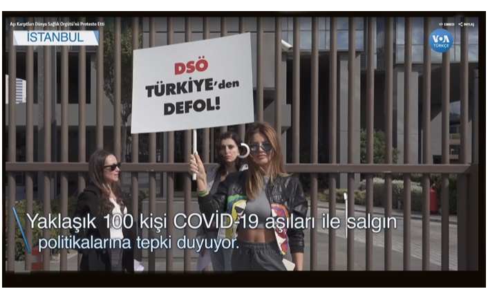 "TÜRK BASINI, ""COVİD-19"" OLDU!"