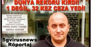 ERKAN CİNBİR, İNANDI KORKMADI!