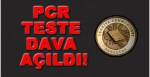 T.C. DEVLETİ PCR TESTİ İLE TESLİM...