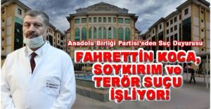 PANDEMİ DEĞİL SOYKIRIM