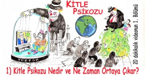 KOVİD KİTLE PSİKOZUR.